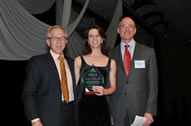 Dr. Wilson Awards Photo